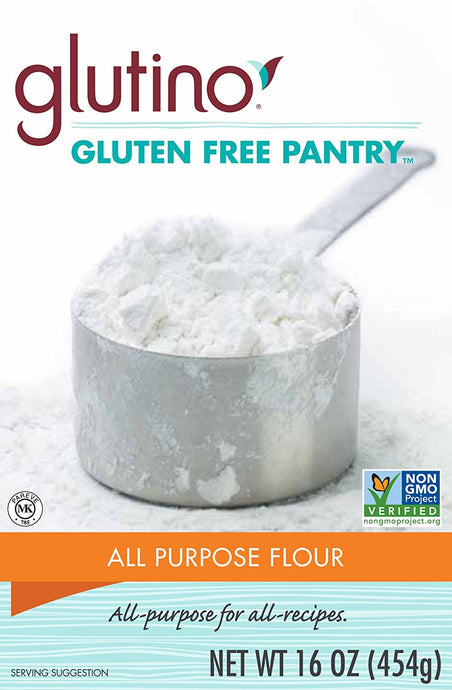 Glutino Gluten-Free Pantry All Purpose Baking Flour, 6 Count - Buy Fast delivery