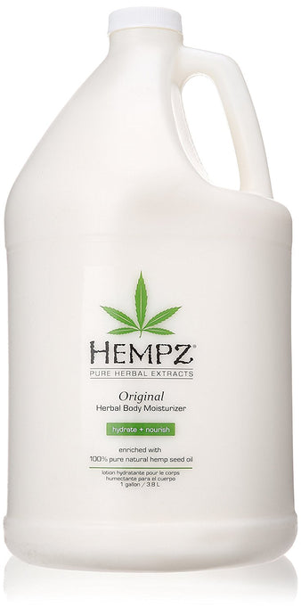 Hempz Moisturizer Lotion Gallon, 128 Ounce - Buy Fast delivery