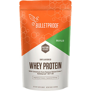 Bulletproof Whey Protein, Helps to Promote Energy All Through the Day (16 Ounces) - Buy Fast delivery