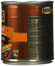 Bush's Baked Beans, Original 8.3 Oz (Pack of 6) - Buy Fast delivery