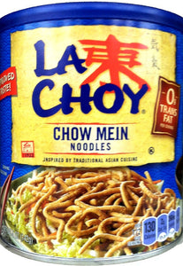 La Choy, Chow Mein Noodles, 5oz Canister (Pack of 4) - Buy Fast delivery