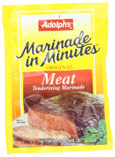 Adolph Original Meat Tenderizing Marinade, 1-Ounce (Pack of 8) - Buy Fast delivery