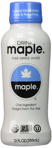 DRINKmaple Pure Maple Water, 12 Ounce - Buy Fast delivery