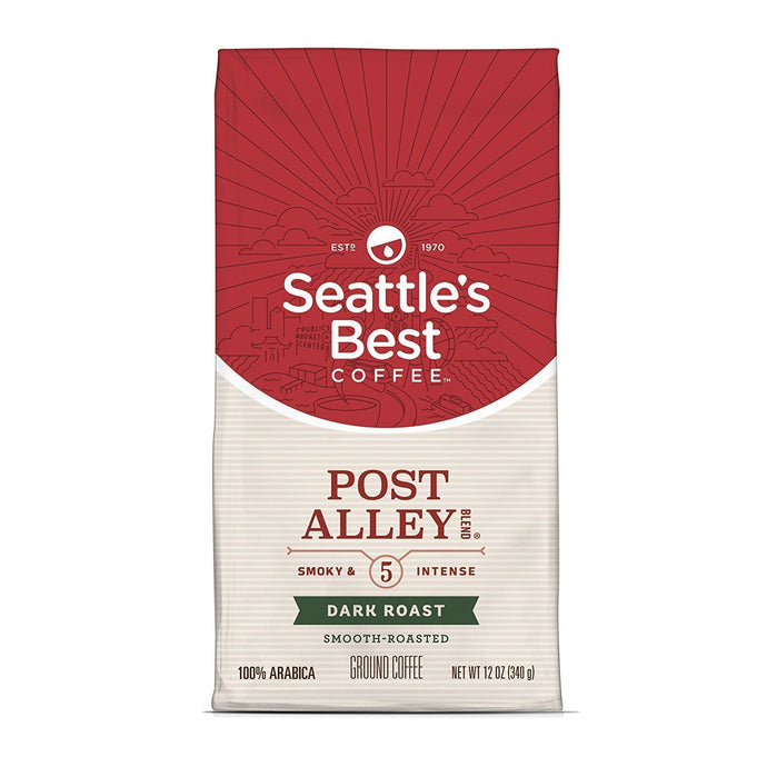 Seattle's Best Dark and Intense, 12-Ounce (Pack of 2) - Buy Fast delivery