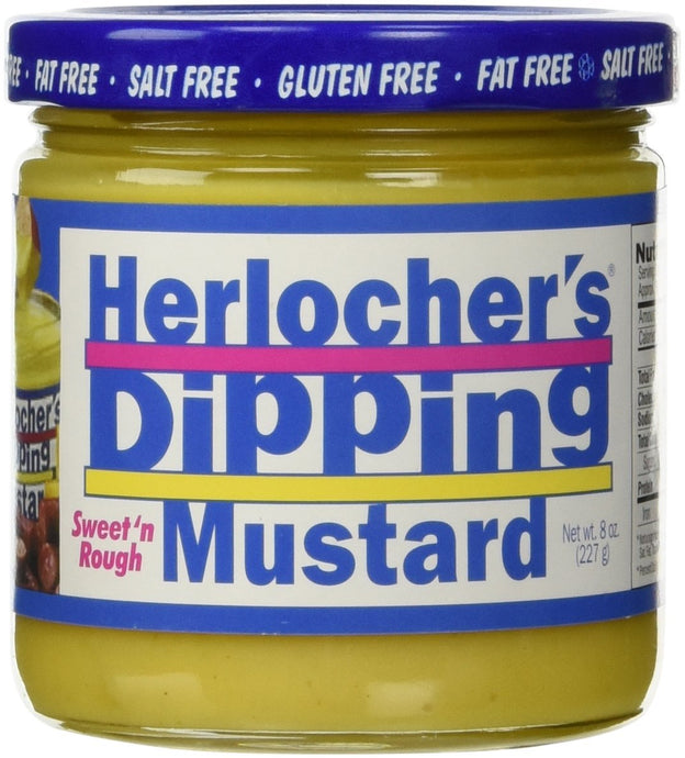 Herlocher's Dipping Mustard - Buy Fast delivery
