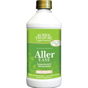 Buried Treasure Aller-Ease Liquid, 16 Ounce - Buy Fast delivery
