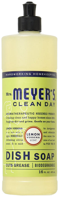 Mrs. Meyer's Clean Day Liquid Dish Soap-pack of 2 - Buy Fast delivery