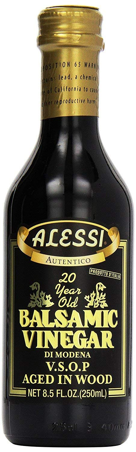 Alessi Balsamic Vinegar 20 Year Old -- 8.5 fl oz - Buy Fast delivery