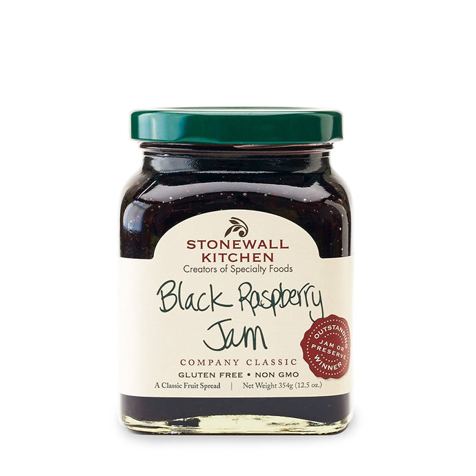 Stonewall Kitchen Black Raspberry Jam, 12.5 oz - Buy Fast delivery