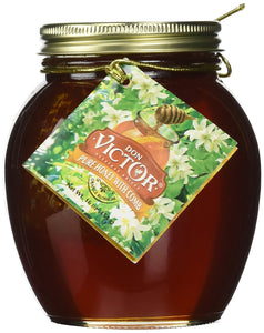 Don Victor Orange Blossom Comb Honey Globe Jar, 16 Ounce - Buy Fast delivery