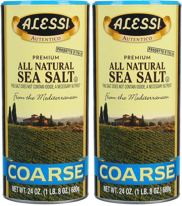 Made Naturally From The Mediterranean Sea - 24 Ounces Each (Pack of 2) - Buy Fast delivery