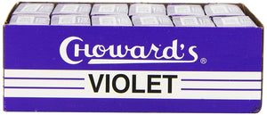 C. Howard Violet Candies, 15 Mints (Pack of 24) - Buy Fast delivery