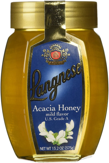 Acacia Honey (Langnese) 13.2 oz (375g) - Buy Fast delivery