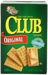 Club Crackers, 5.25-Ounce Boxes (Pack of 12) - Buy Fast delivery