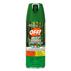 OFF! Deep Woods Sportsman Insect Repellent 6 oz ( Pack of 12) - Buy Fast delivery