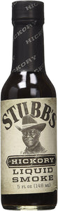 Stubbs Hickory Liquid Smoke 5 Fl OZ (148ML) - Buy Fast delivery