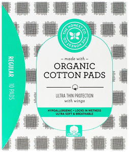 The Honest Company Organic Cotton Pads - Buy Fast delivery