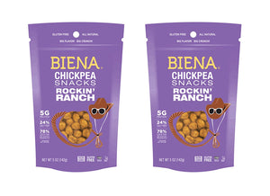 Biena Chickpea Roasted Ranch - Buy Fast delivery
