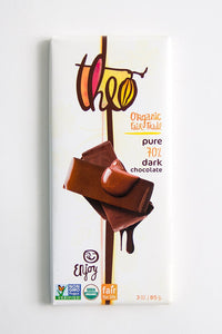 Theo Classic Organic (70% Cacao) Dark Chocolate, 3-Ounce Bars (Pack of 12) - Buy Fast delivery