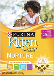 Purina Cat Chow Kitten Dry Kitten Food - Buy Fast delivery