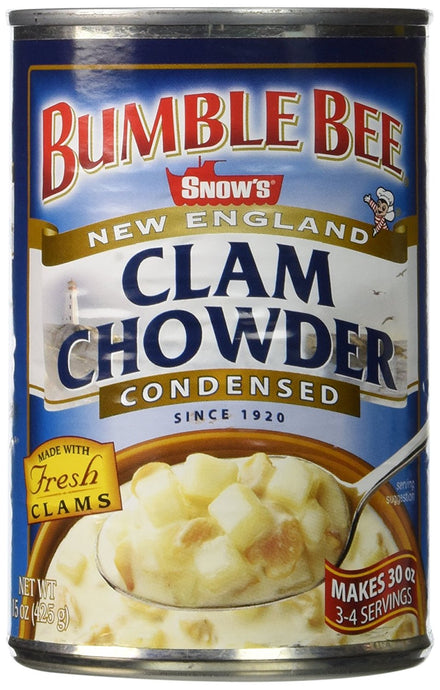 Snows Chowder Clam New England - Buy Fast delivery