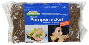 Mestemacher, Pumpernickel with Whole Kernels, 17.6 oz - Buy Fast delivery