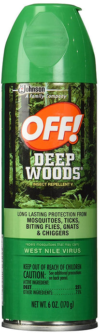 OFF! Deep Woods Insect Repellent 6 ounce (Pack of 2) - Buy Fast delivery