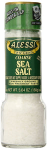Alessi Grinder Sea Salt, 5.64-Ounce (Pack of 6) - Buy Fast delivery