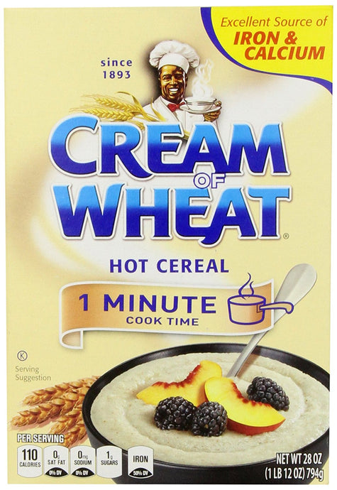Cream of Wheat, Hot Cereal, Enriched Farina, 28 Ounce - Buy Fast delivery