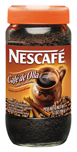 Nescafe Cafe De Olla Instant Coffee, Cinnamon, 6.7-Ounce Jars (Pack of 3) - Buy Fast delivery