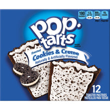 Pop-Tarts Frosted Cookies & Cream - 12 Count - Buy Fast delivery