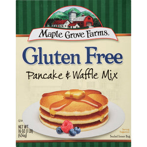 Maple Grove Farms Pancake & Waffle Mix, Gluten Free - Buy Fast delivery