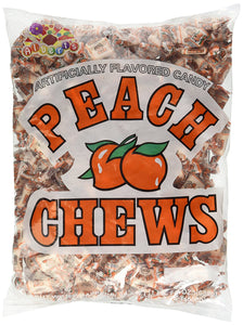 Albert's Peach Chews 240 Count Bag - Buy Fast delivery