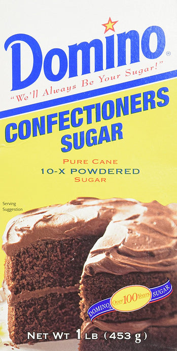 Domino Confectioners 10x Powdered Sugar (2)-1lb. boxes - Buy Fast delivery