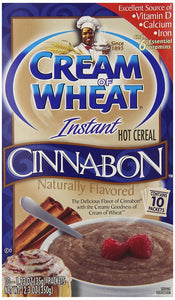 Cream of Wheat, Hot Cereal, Cinnabon, 12.3 Ounce - Buy Fast delivery