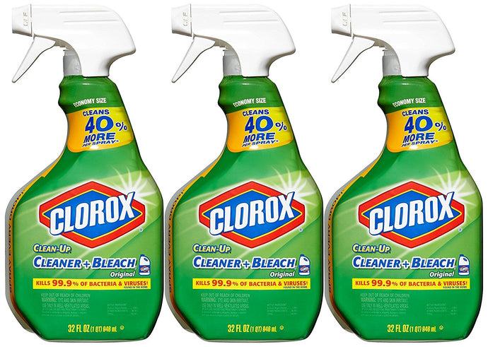 Clorox Clean-Up Cleaner Spray with Bleach, 32 Fluid Ounce - Buy Fast delivery
