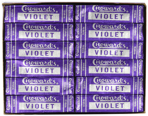 Violet Mints C Howard's (Chowards) 24 Count - Buy Fast delivery