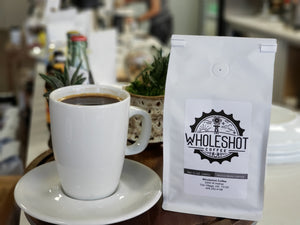 Wholeshot Coffee Houseblend - Leap Coffee Roasters