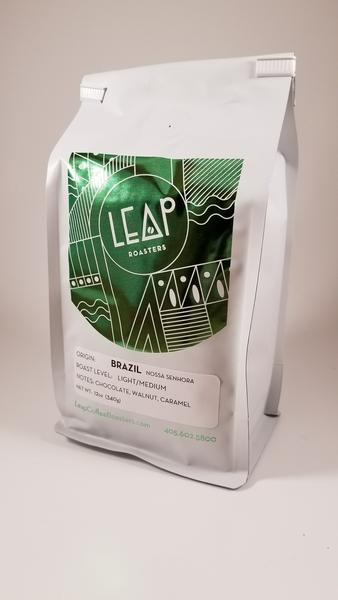 Brazil - Single Origin Leap Roasters
