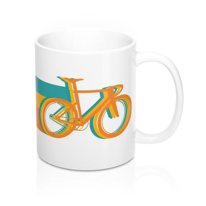 Speed Blur Coffee Mug by @masonhefner
