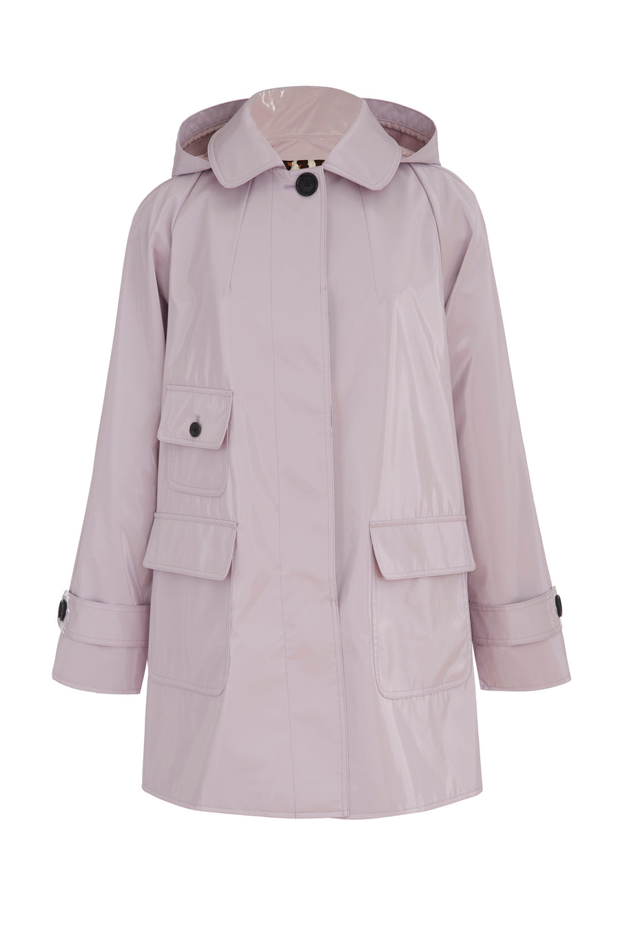 Swing Car Coat