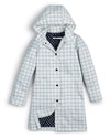 GR-082 GRID PRINT SLICKER BAL