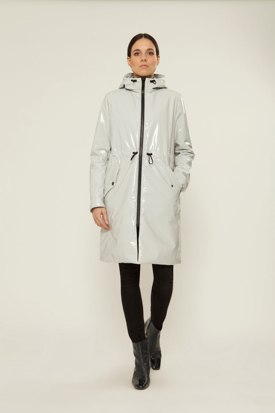 SP-040 PADDED SLICKER PARKA