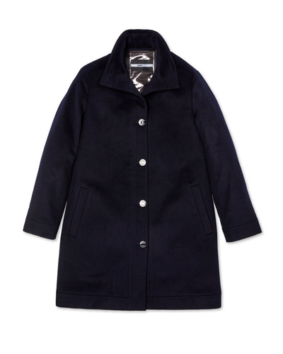 WV-087 LORO PIANA WOOL DOUBLE COAT PARKA
