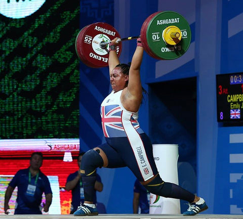 Emily Campbell - British Weightlifter - ESC Sounds