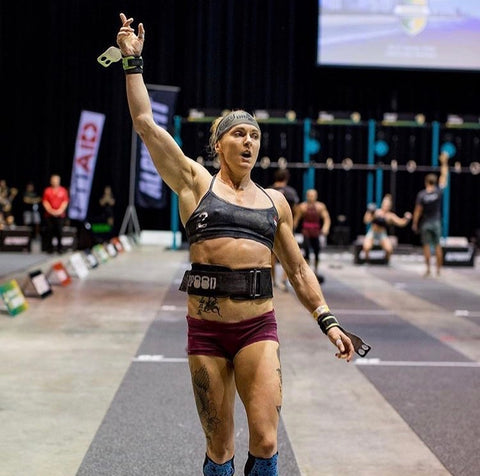 CrossFit Games Winner Sam Briggs