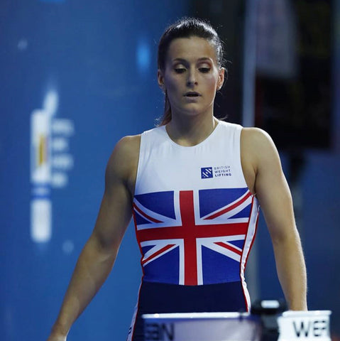 Olivia Blatch - British Weightlifter - Wireless Earbuds - ESC Sounds