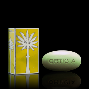 Ortigia bergamot olive oil single soap