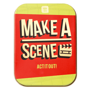 Make a Scene Card Game