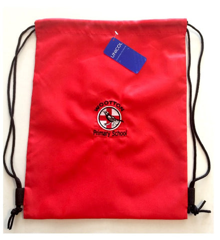 Wootton Gym bag